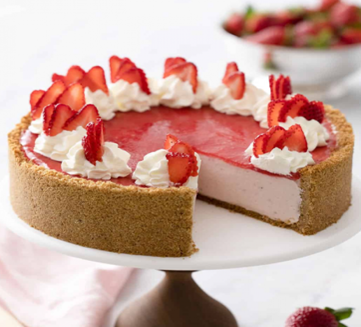 Mango/strawberry cheesecake - AROMAsf1n