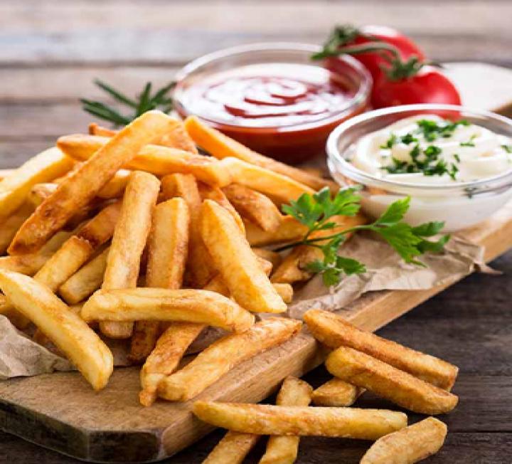 French Fries - AROMApiij