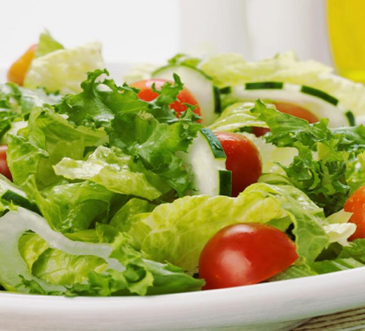 Garden green salad - AROMAf598