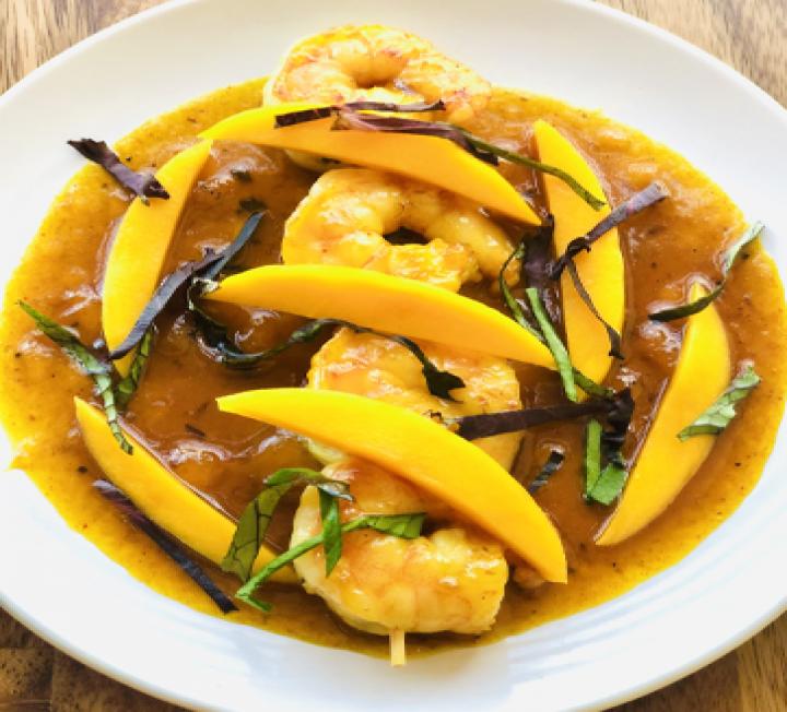 Shrimp/fish aamwala - AROMAxyib