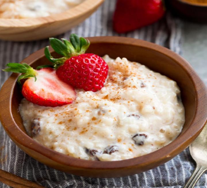 Rice pudding - AROMAebvj